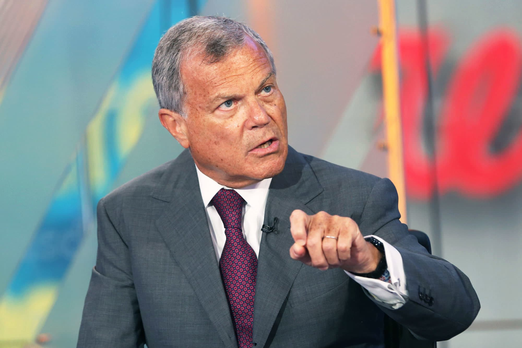 Ex-WPP CEO Martin Sorrell says 'breakup values' of ad companies are approaching huge levels