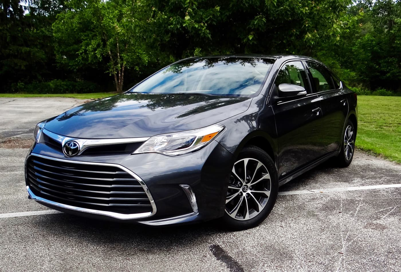 2017 Avalon Review Toyota Taught A New Dog Old Tricks