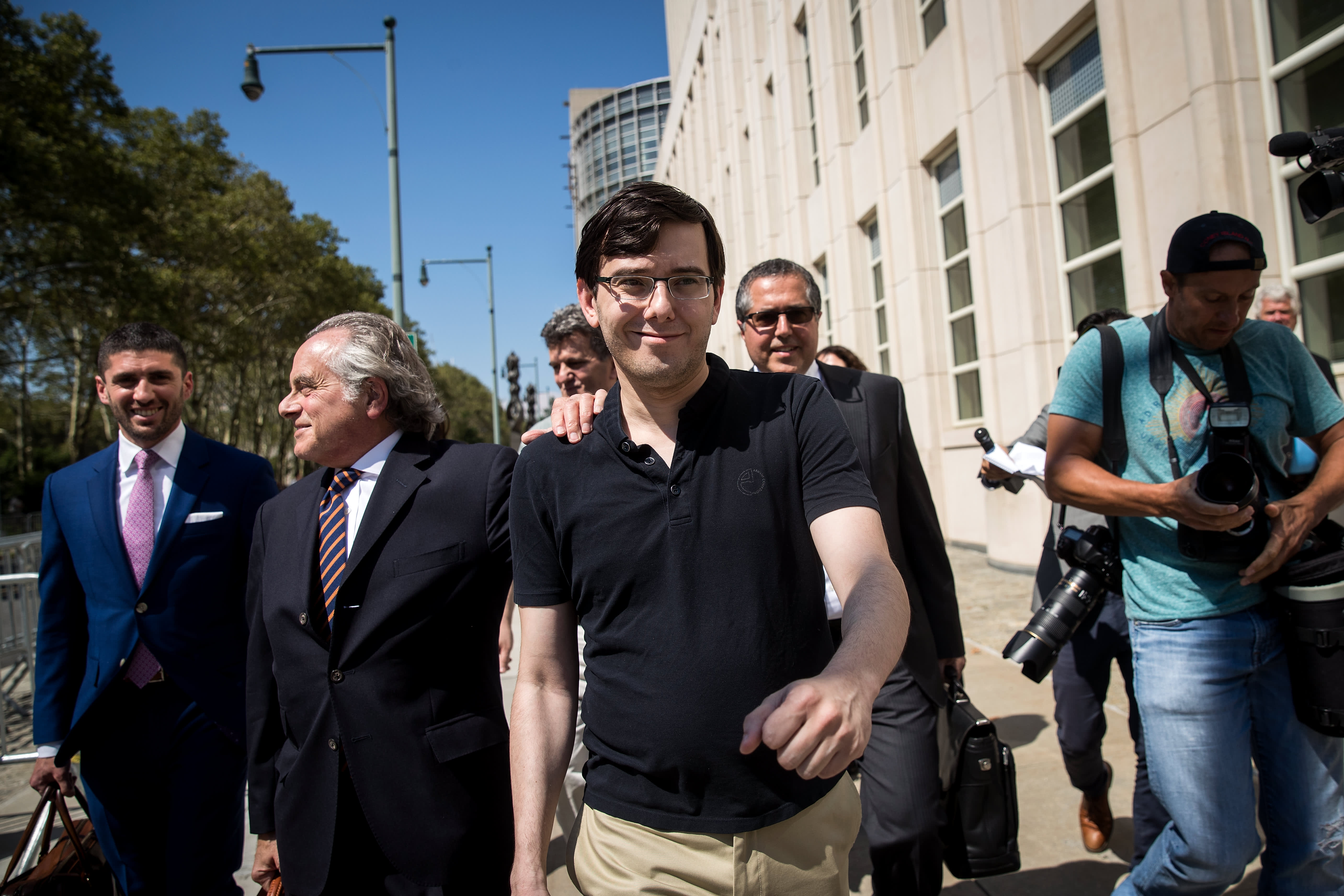 Martin Shkreli Auctions Secret Wu Tang Clan Album On Ebay And Receives Offer In Excess Of 1 Million