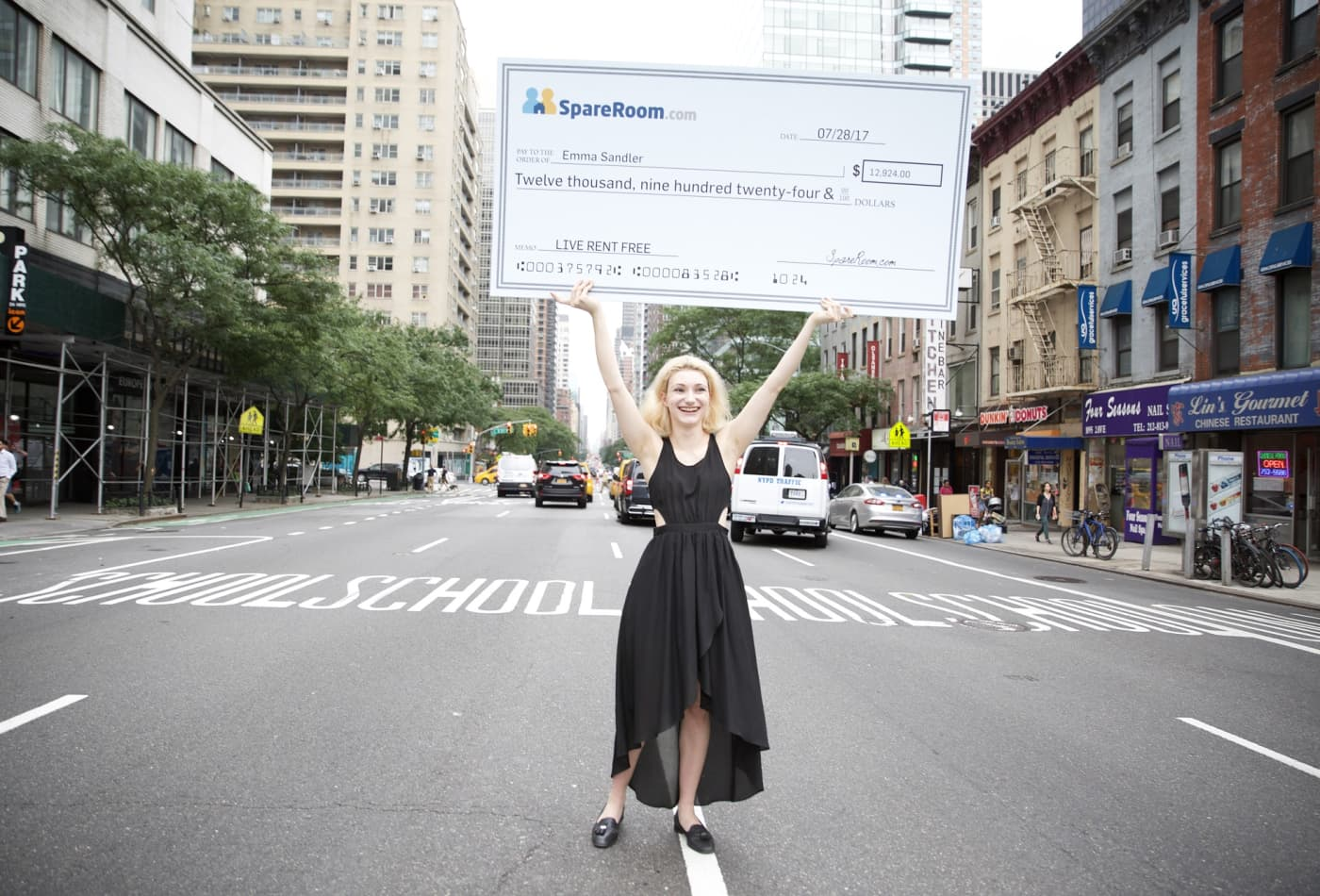 Millennial Wins Free Nyc Rent Here S What She S Doing With The Money