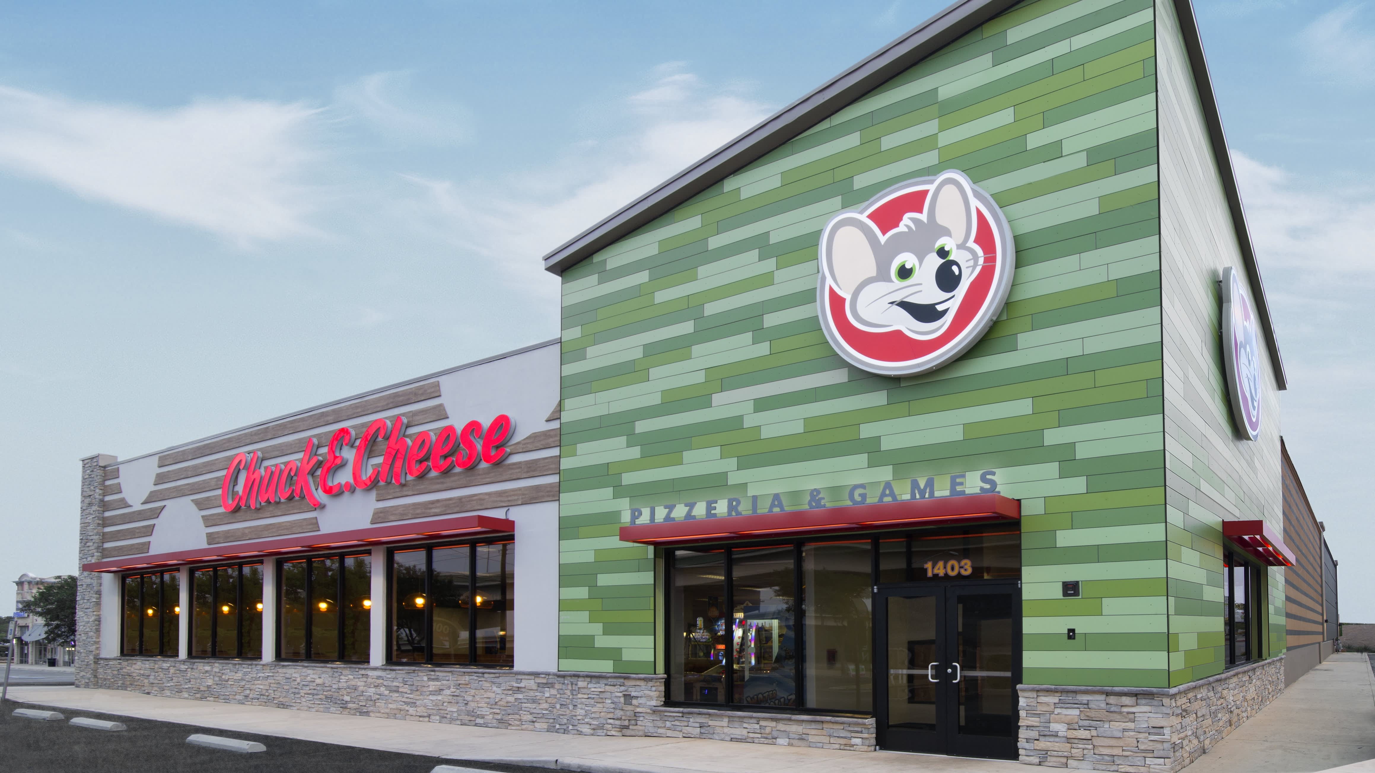 Chuck E Cheese S Is Getting A Major Redesign