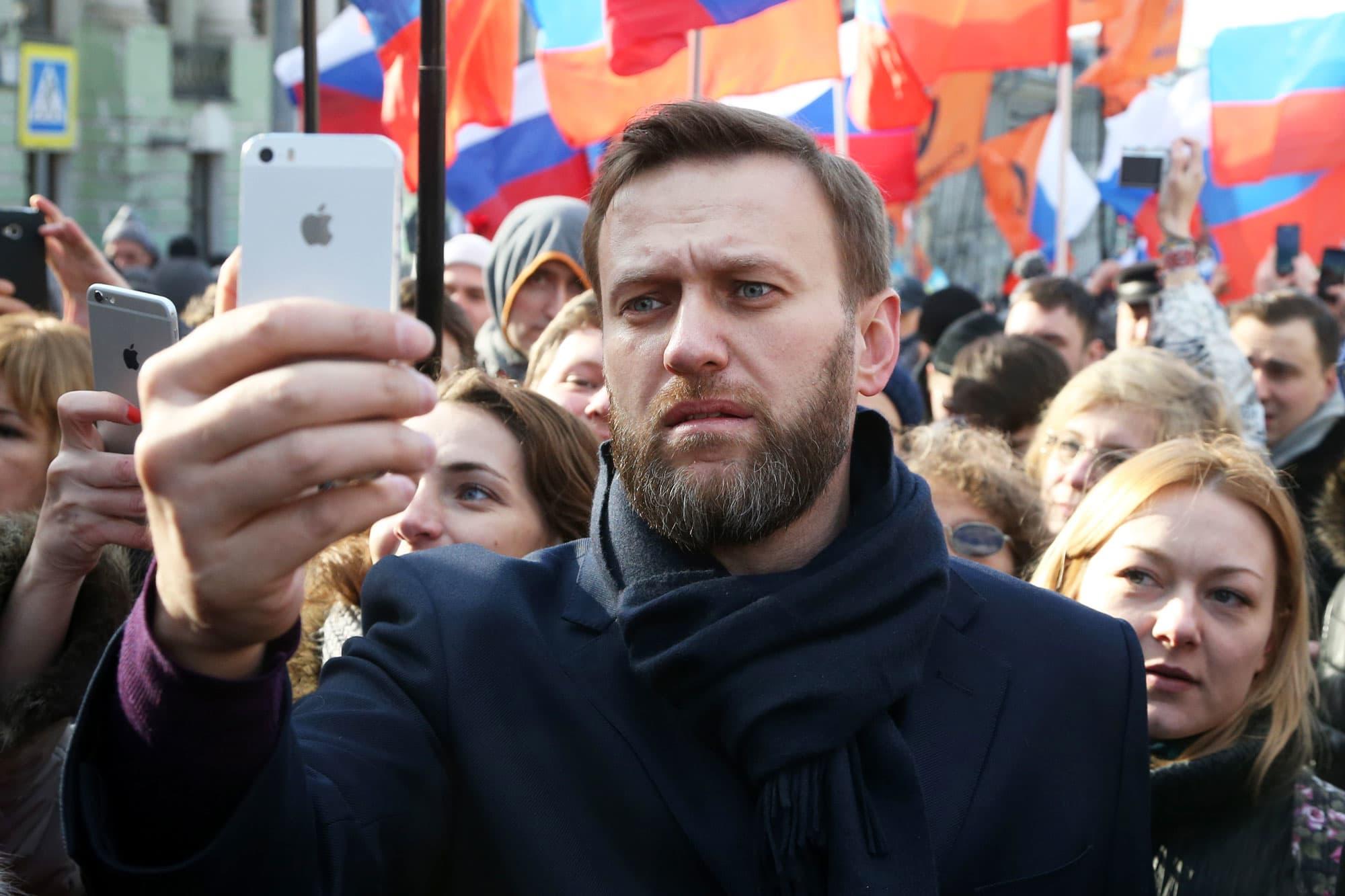 Russia Alexei Navalny an alternative to Vladimir Putin