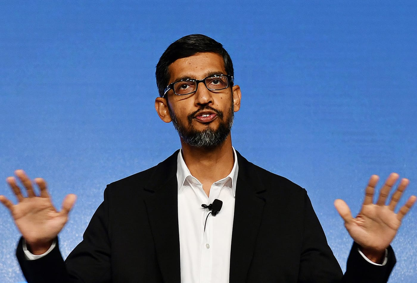 Read Sundar Pichai's email to Google employees about researcher's departure