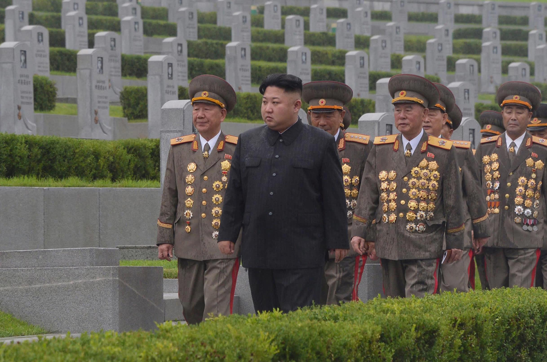 северокорейский маршал фото как