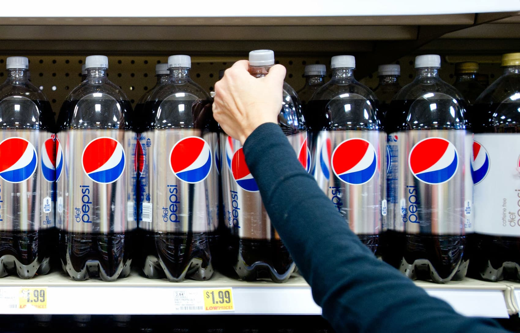 Pepsi's stock jumps as higher advertising spending fuels sales growth and earnings beat