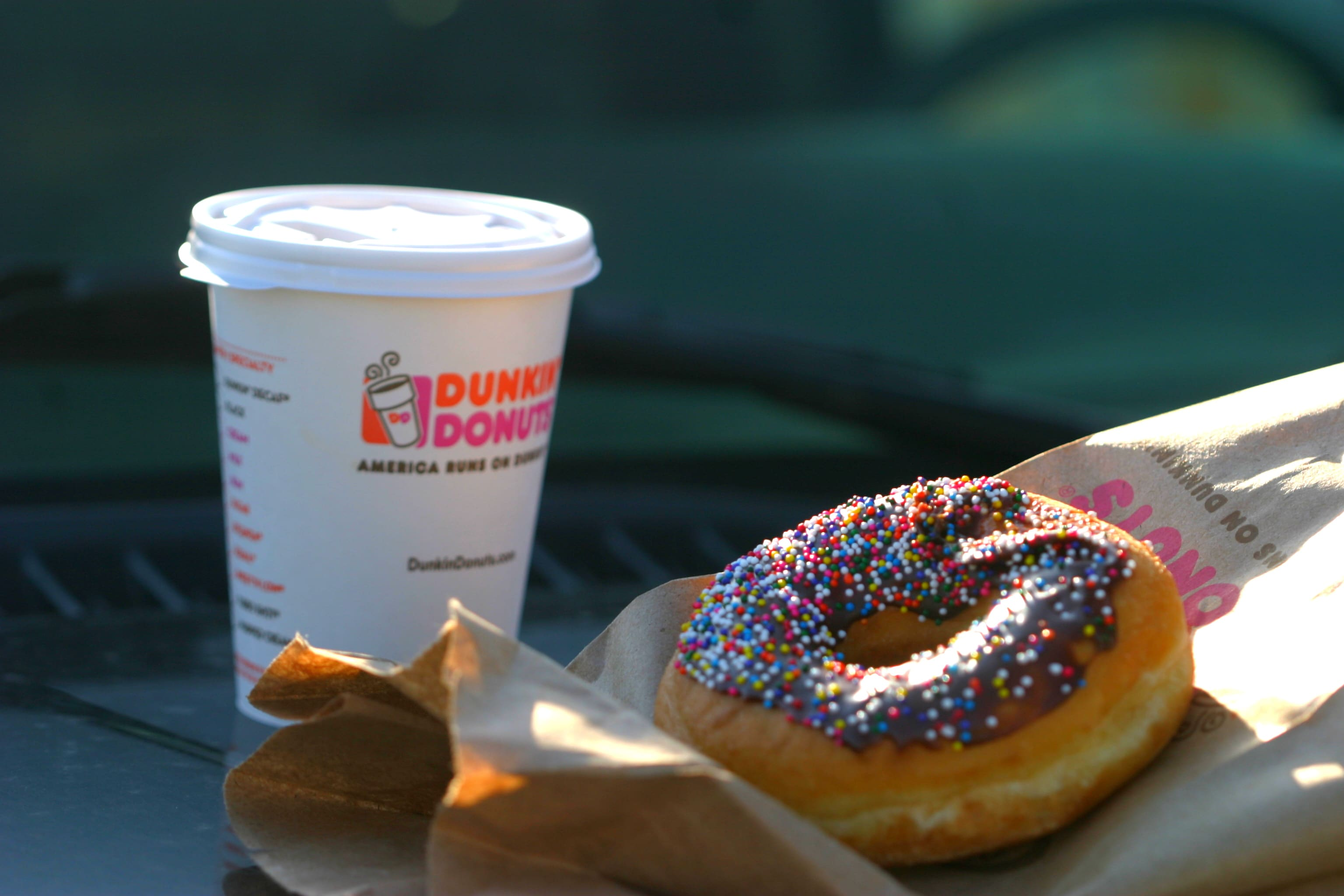 2f91ec59248 Here's Dunkin' Donuts' plan to get you to buy more coffee and doughnuts in  the afternoon