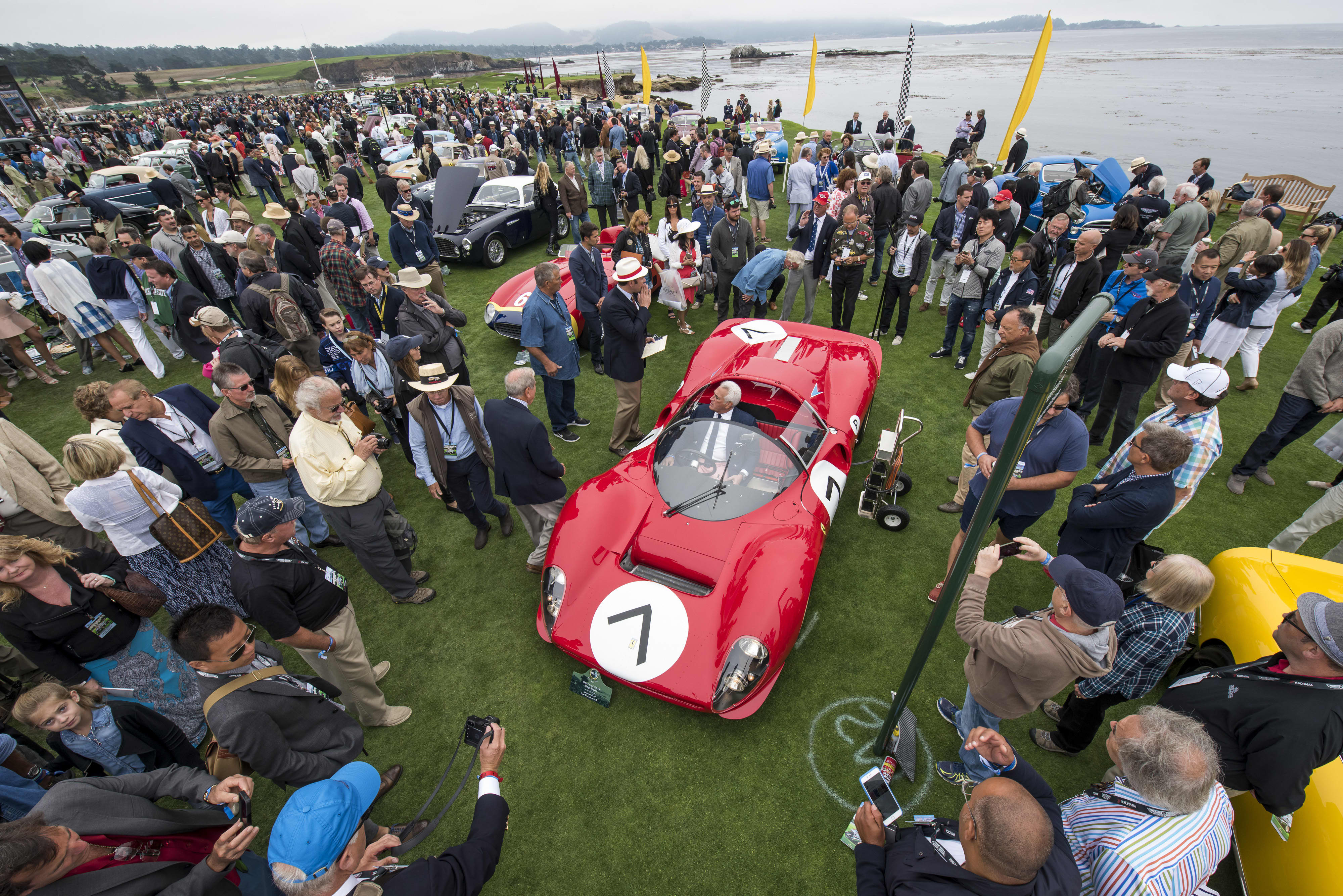 Pebble Beach car week isn't for budget travelers as prices get jacked for event tickets, hotel rooms, even gasoline
