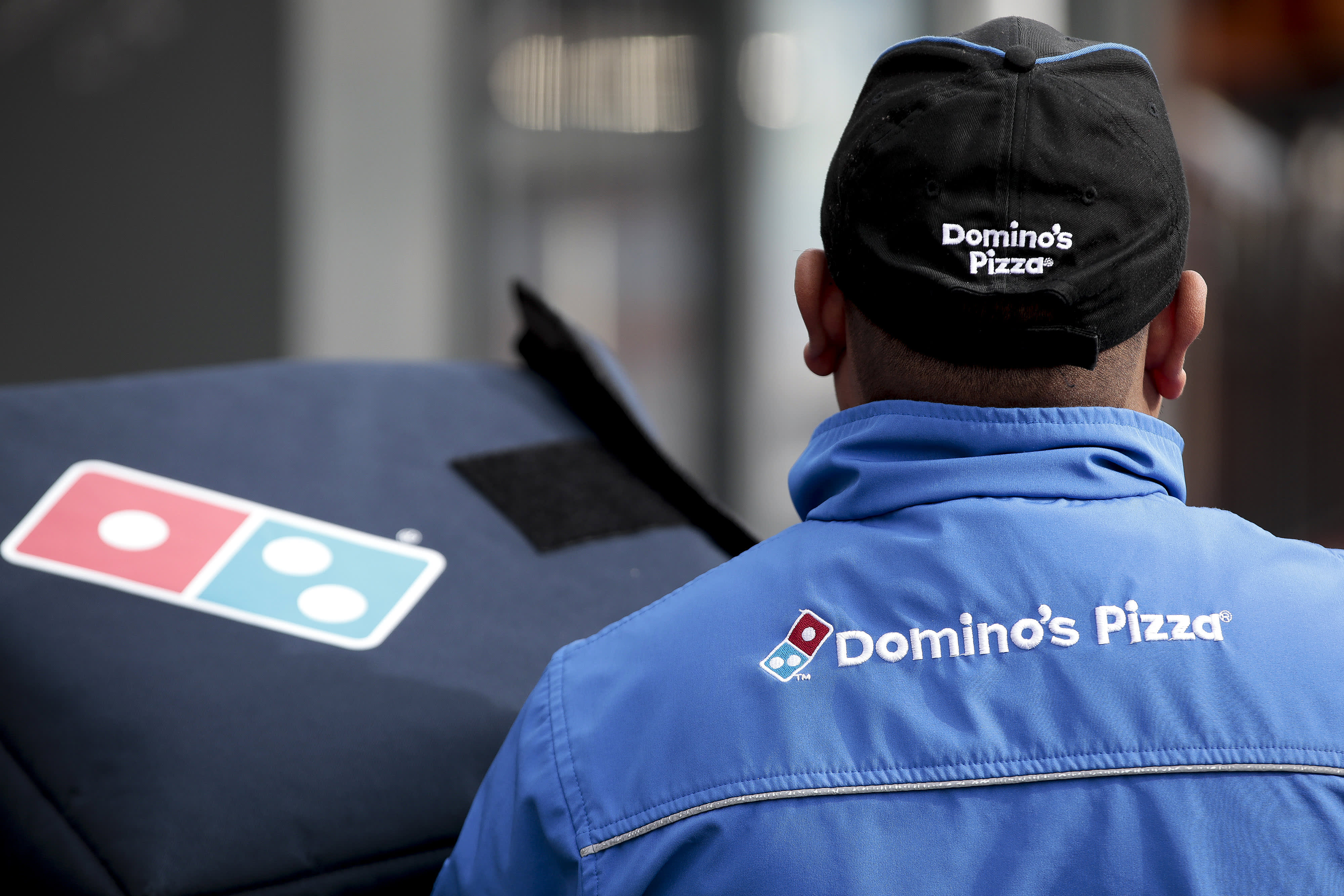 How Domino's plans to fight the war against GrubHub and UberEats