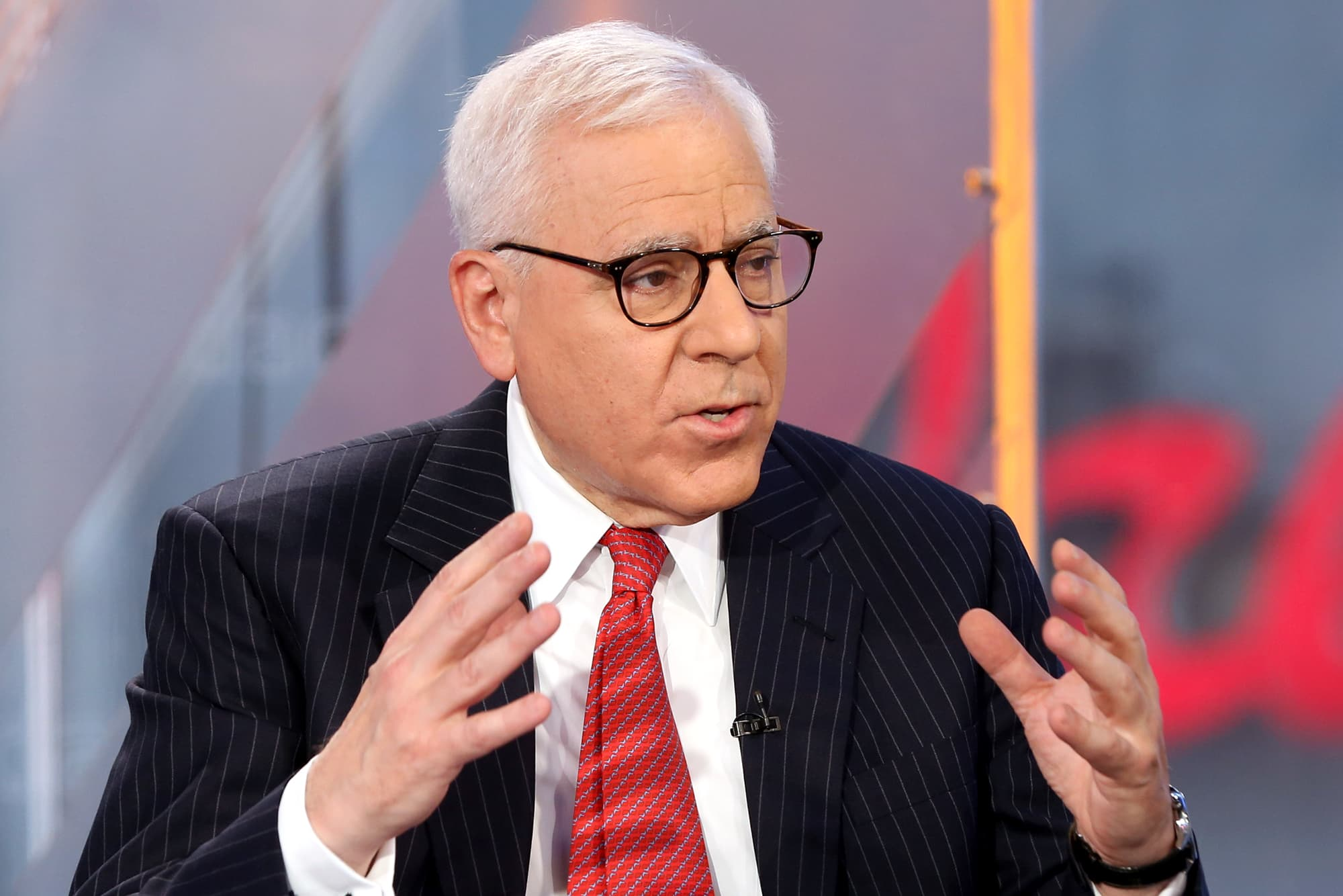 Private equity billionaire David Rubenstein says cryptocurrencies like bitcoin are 'here to stay'