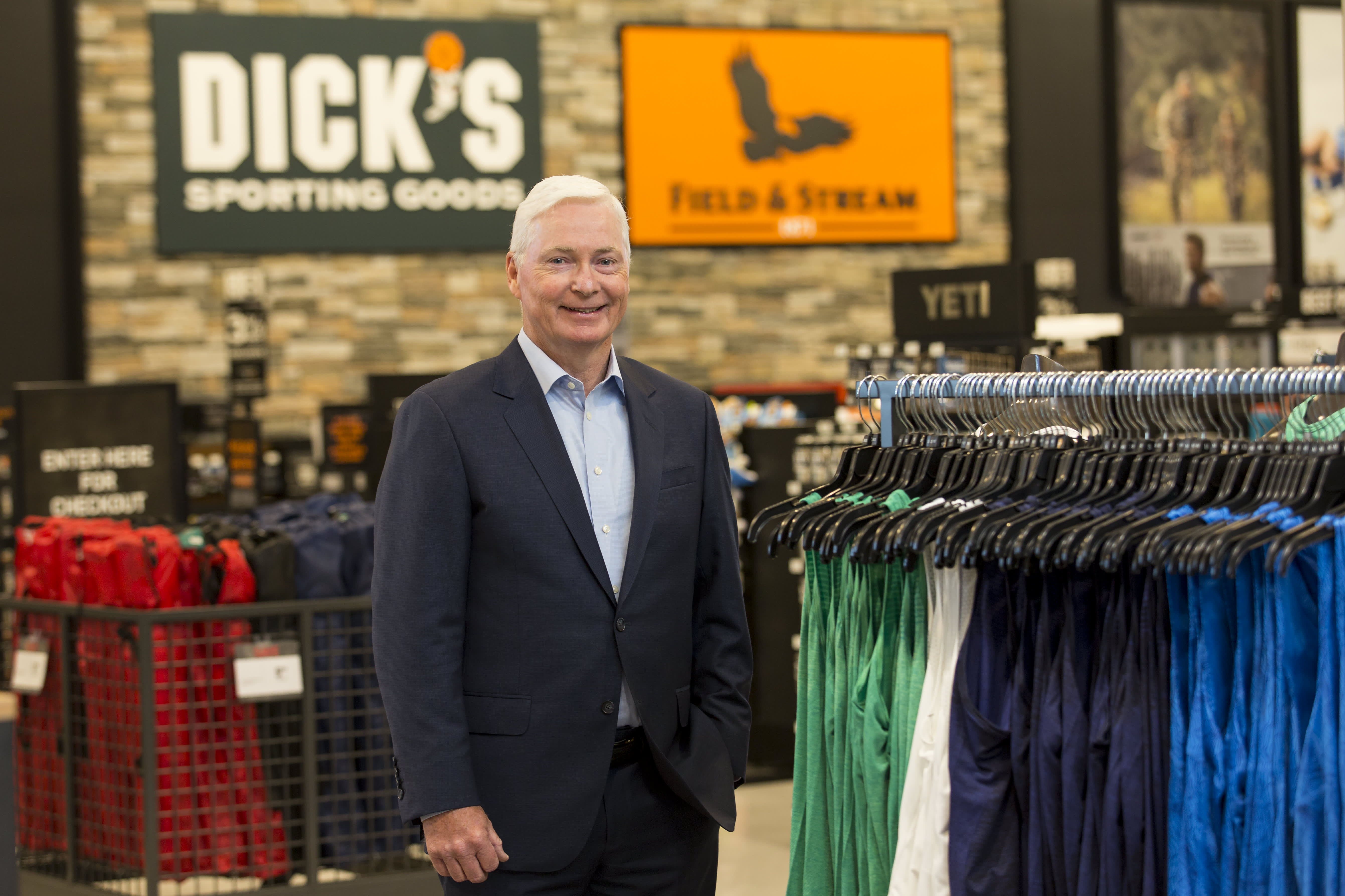 Behind Dicks Sporting Goods Ceo Ed Stacks Controversial -8284