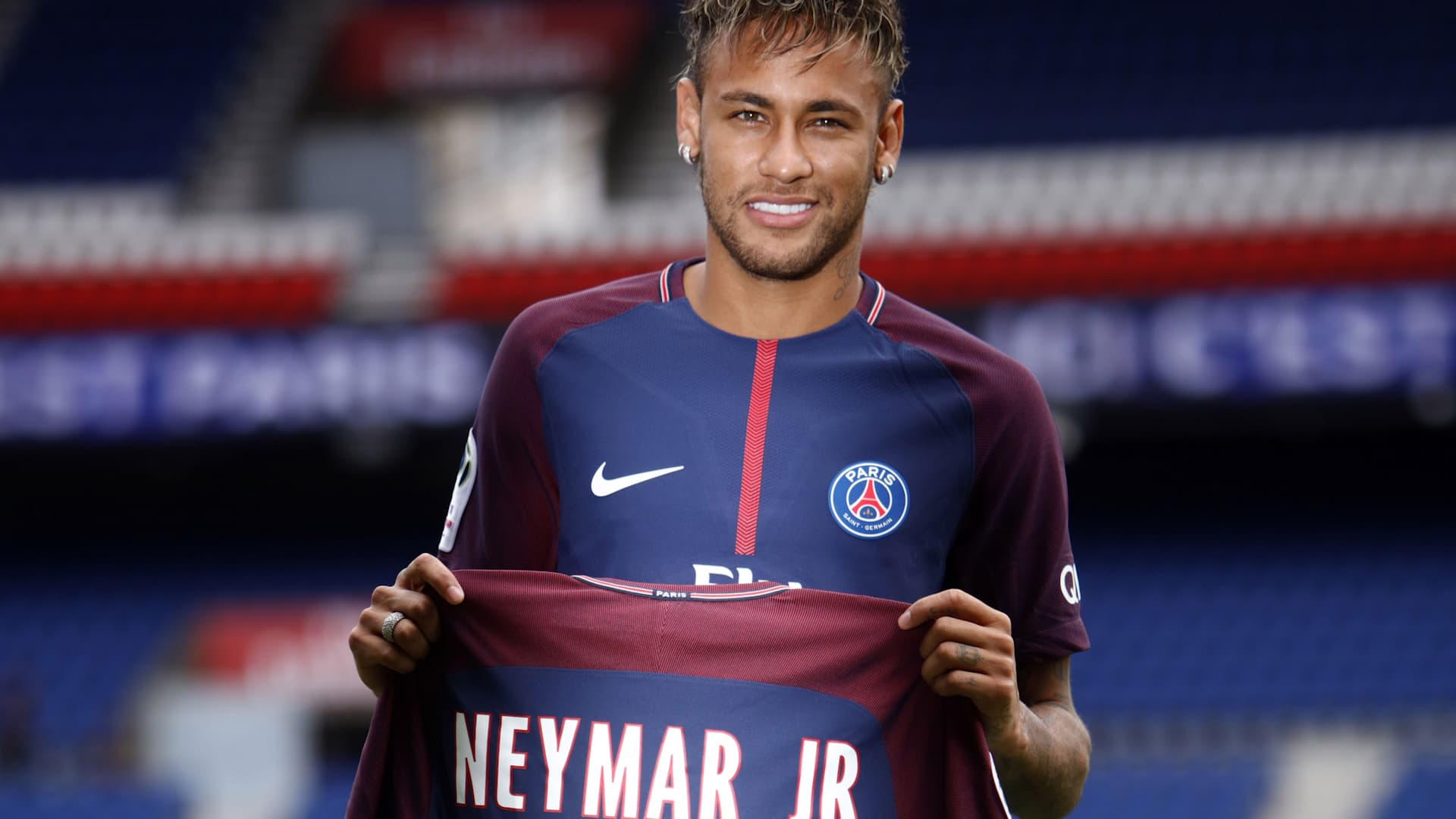 Neymar's $263 million transfer fee sets a world record