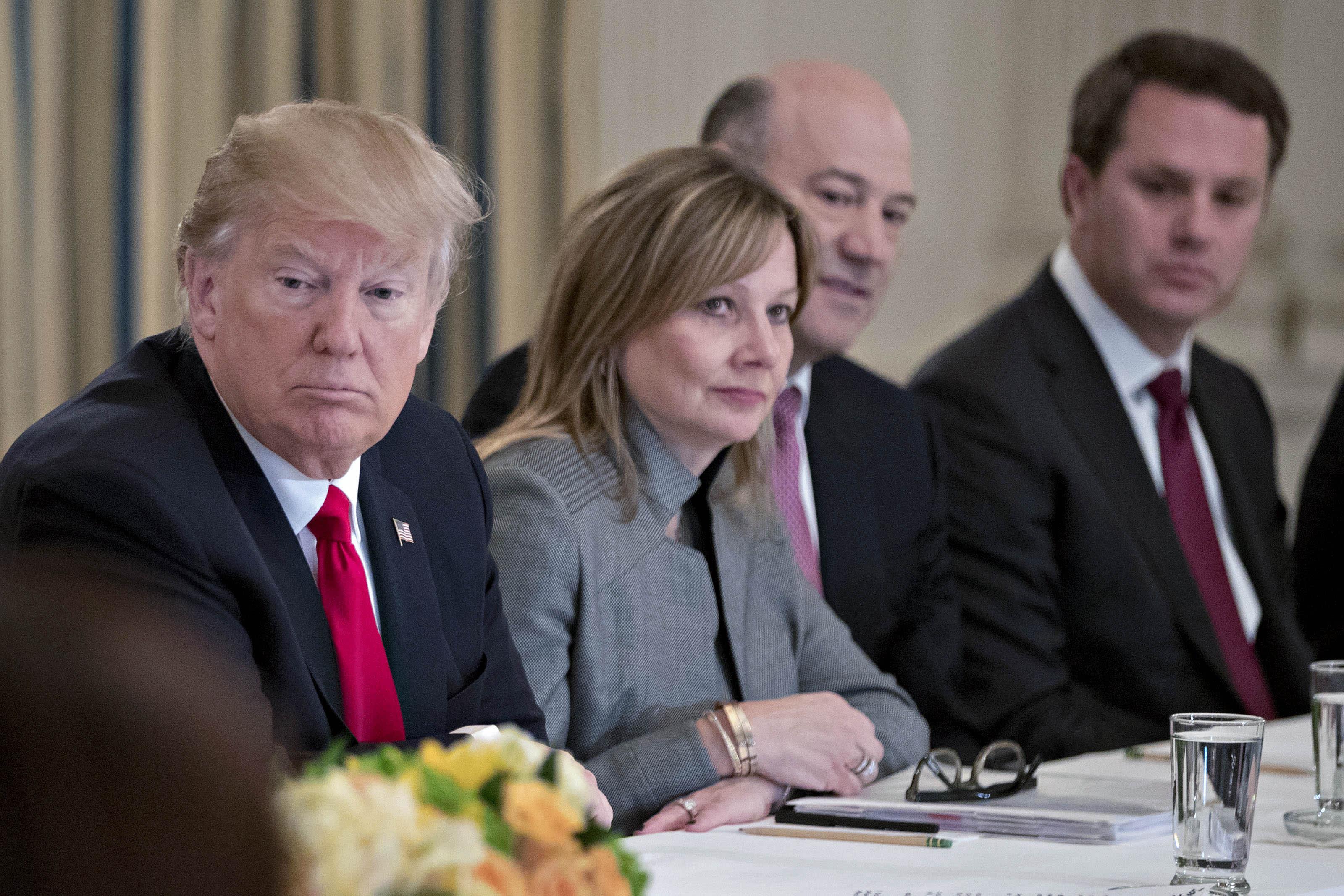 Trump attacks General Motors over China, US employment