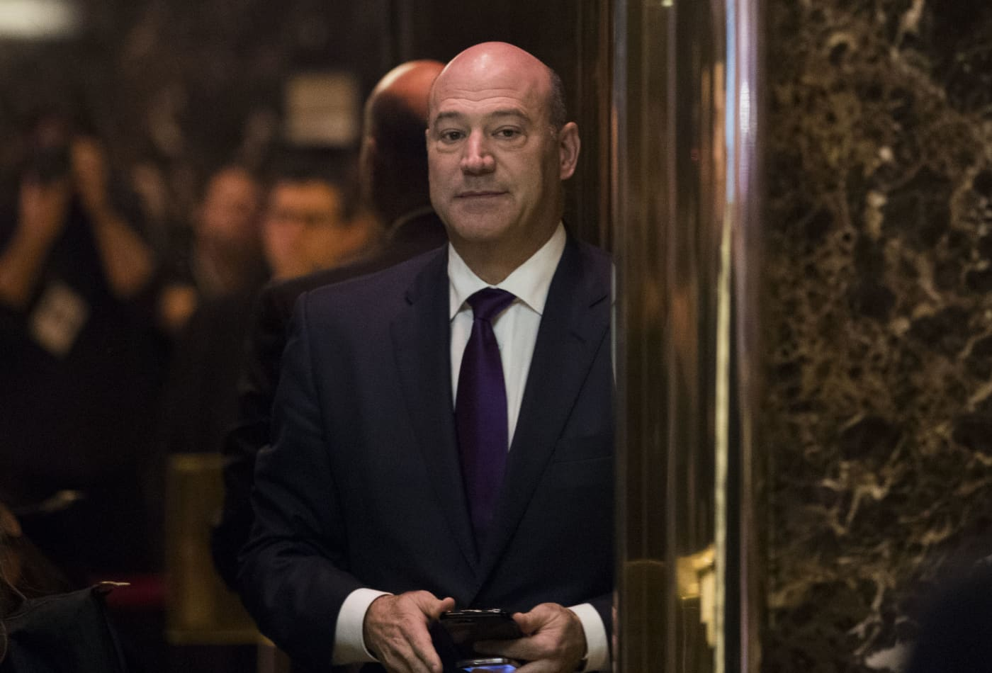 Gary Cohn says Trump's tariffs 'totally hurt the United States' and 'collided' with the tax cut