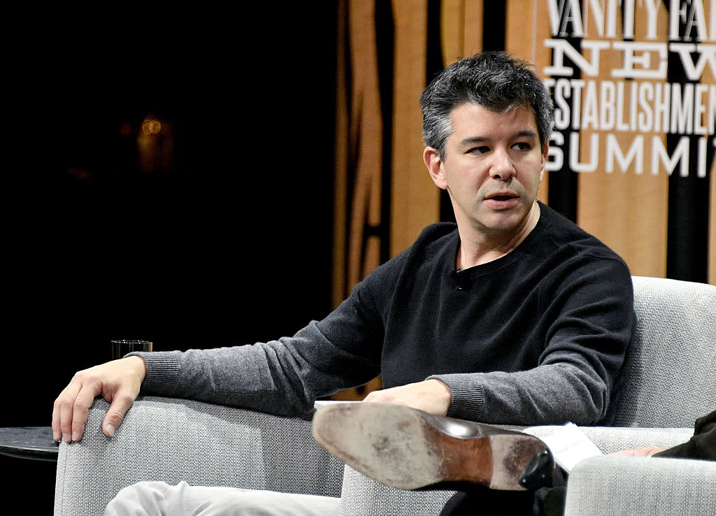 Uber's ex-CEO Travis Kalanick has sold nearly $900 million in stock since lockup expired
