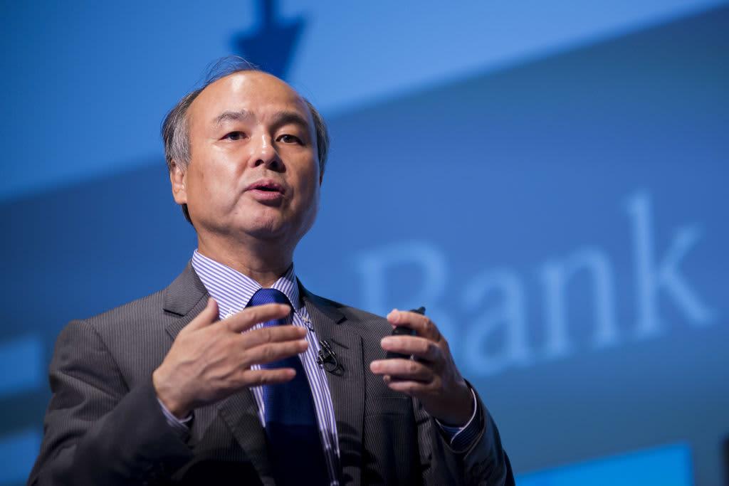 SoftBank CEO Masayoshi Son is the man behind $126 billion worth of deals