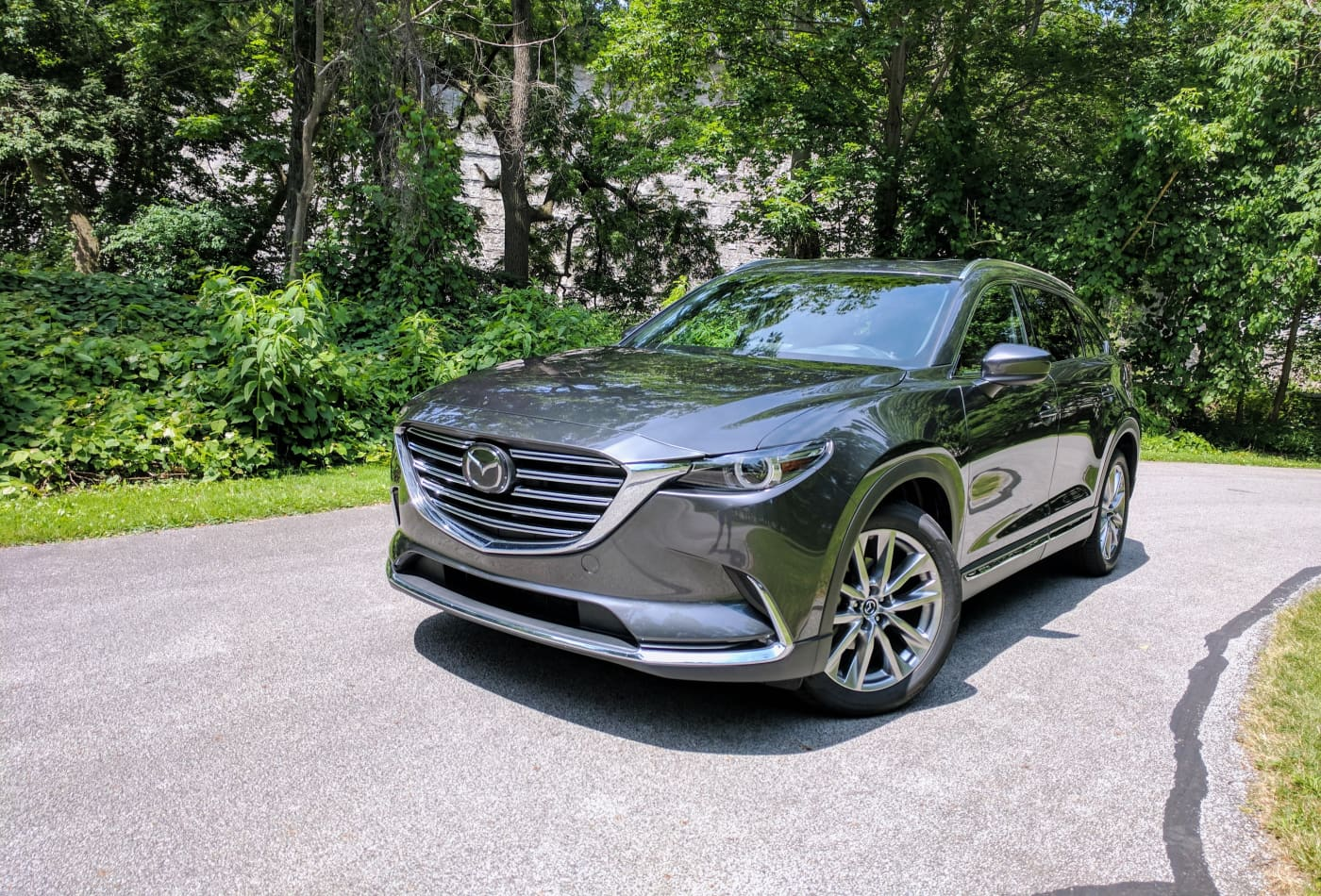 Mazda Cx 9 Review Too Many Sacrifices In This Three Row Suv
