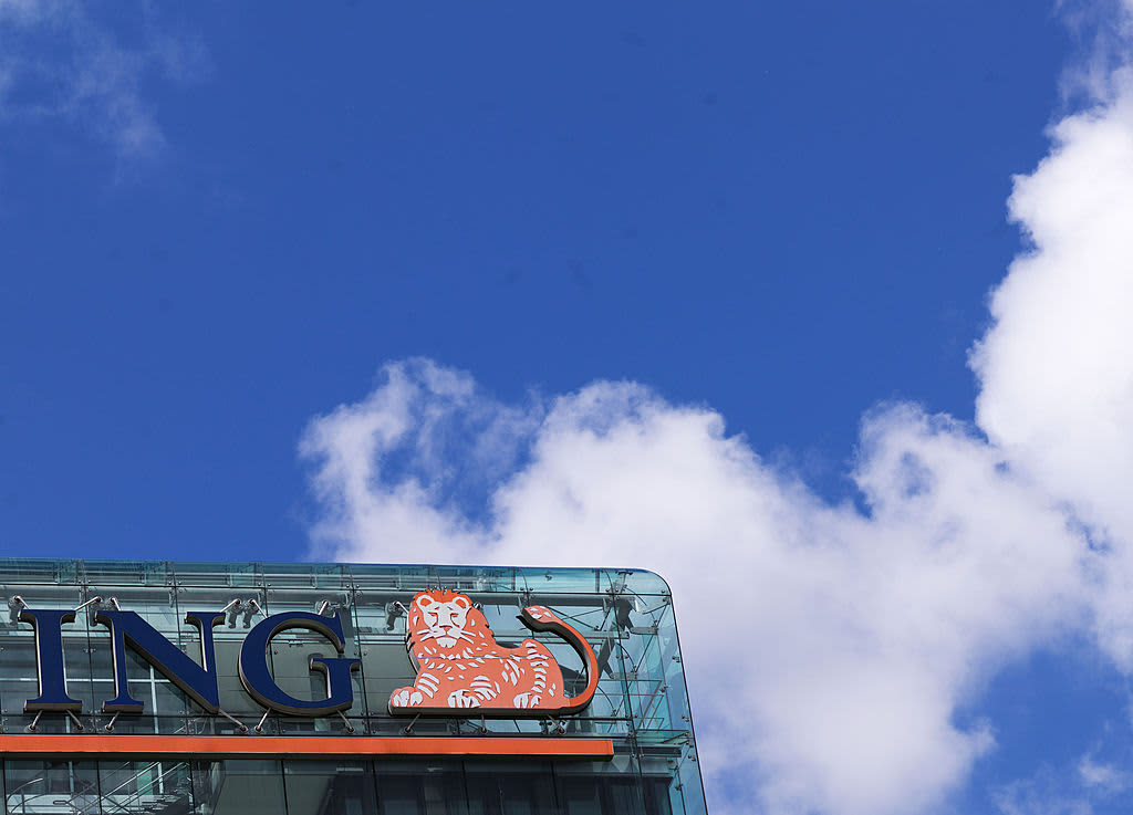 Dutch bank ING posts profit dip and misses expectations