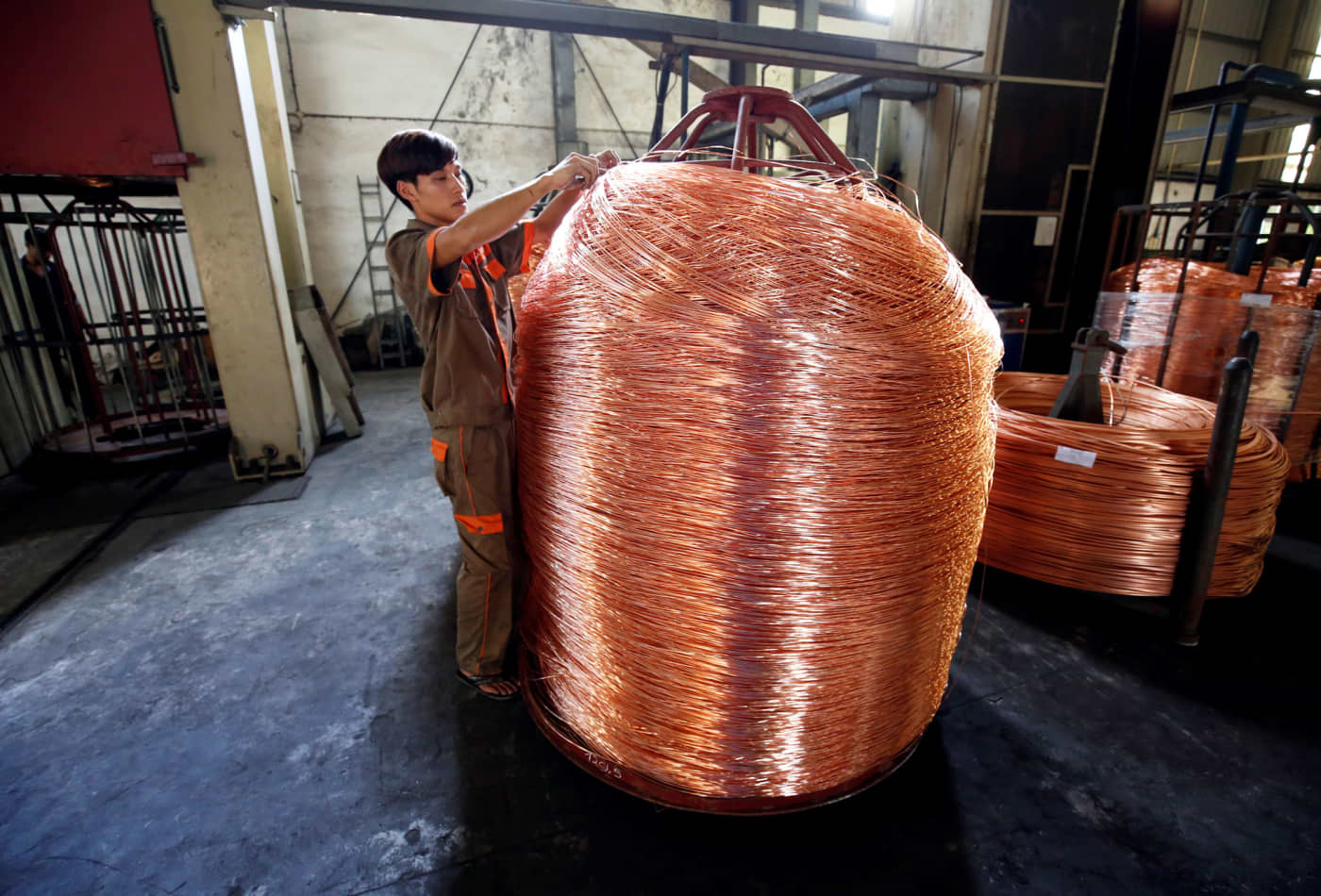 Goldman says copper is the new oil, raises price forecast to $11,000 per metric ton