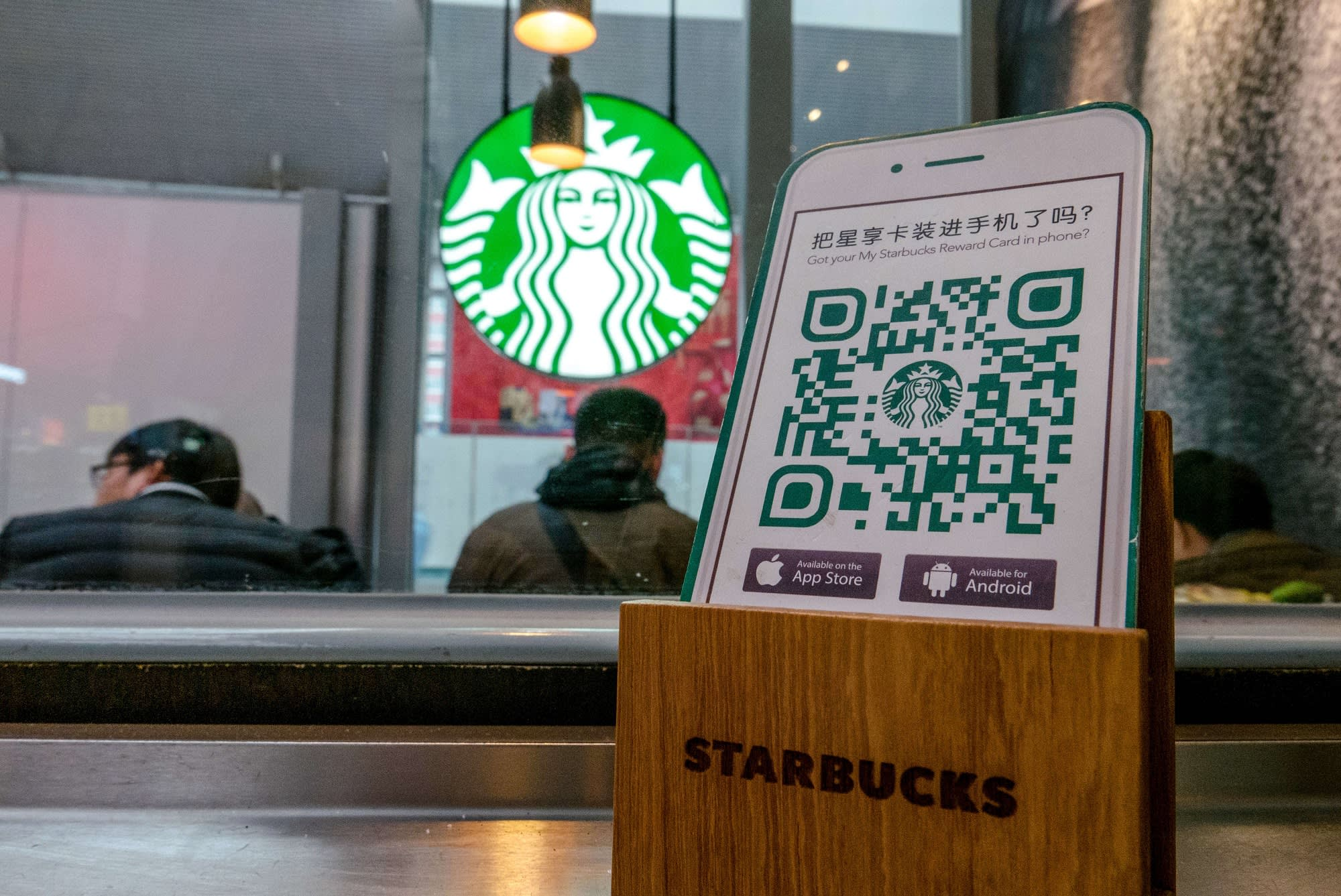 Starbucks licenses its 'gold standard' tech to give global franchisees access to its mobile app