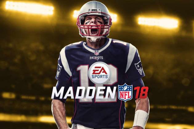 210b2126 Madden' game predicts Patriots will win Super Bowl