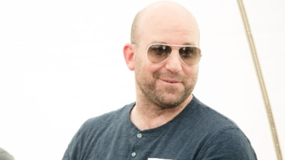 "A LinkedIn photo of Facebook exec Andrew ""Boz"" Bosworth."