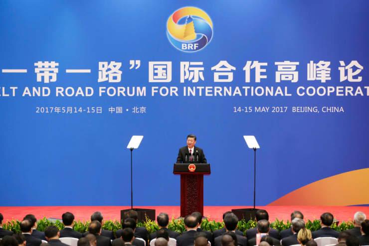 President Xi Jinping Belt Road Forum