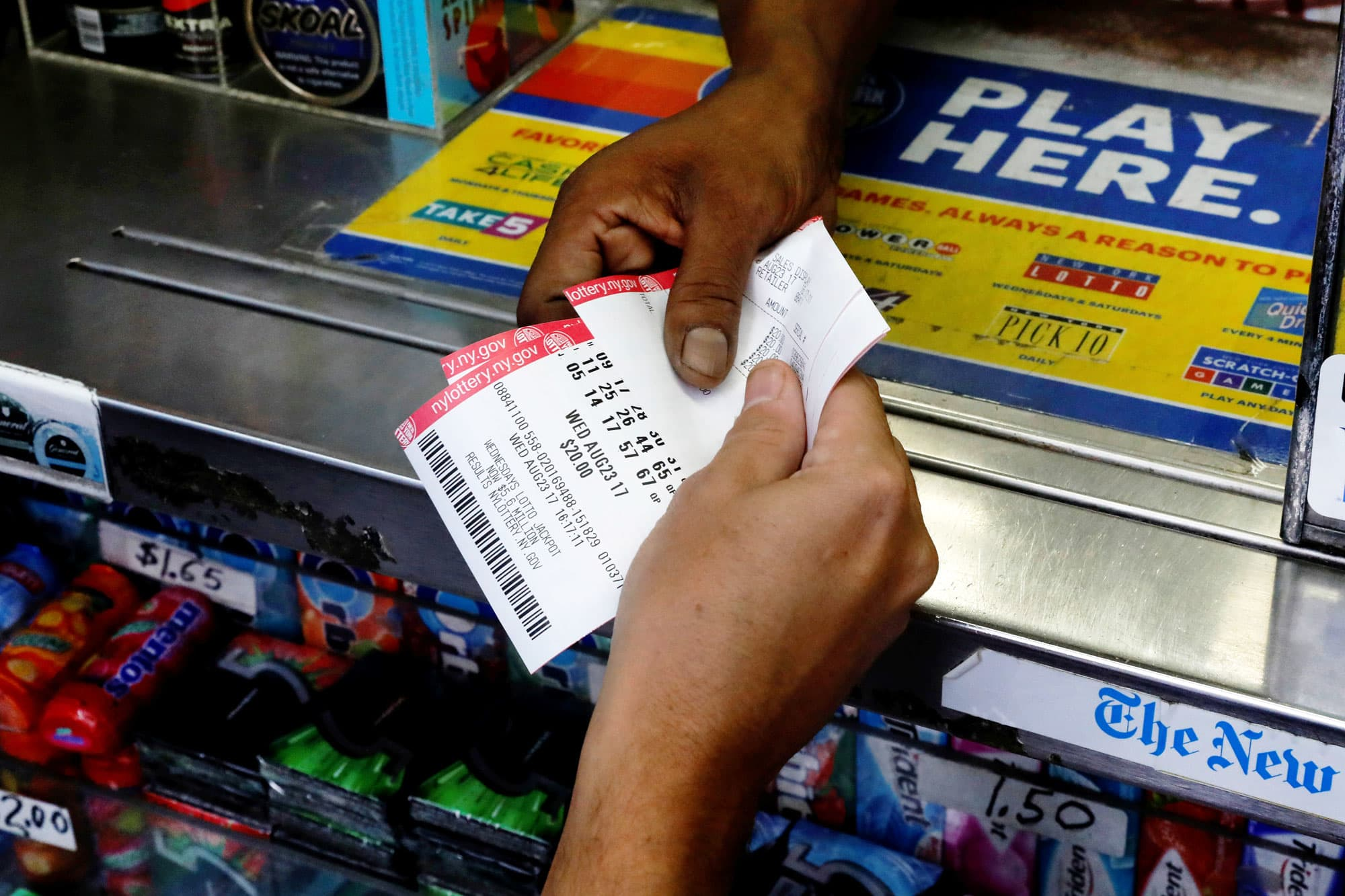 Five things to do first if you win big in Powerball or Mega