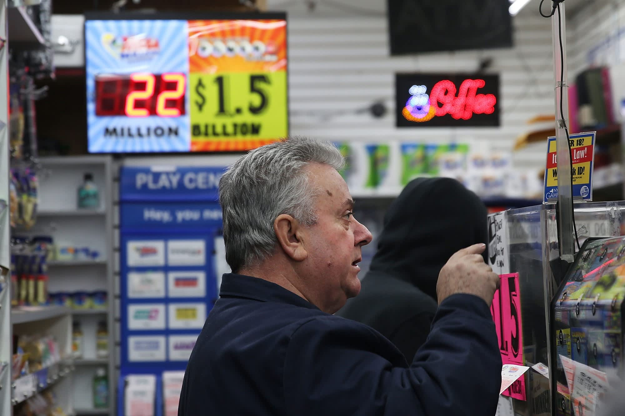 Here's why lottery winners go broke