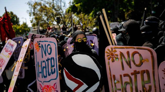 PREMIUM:Berkeleyprotest August 27 2017 #1