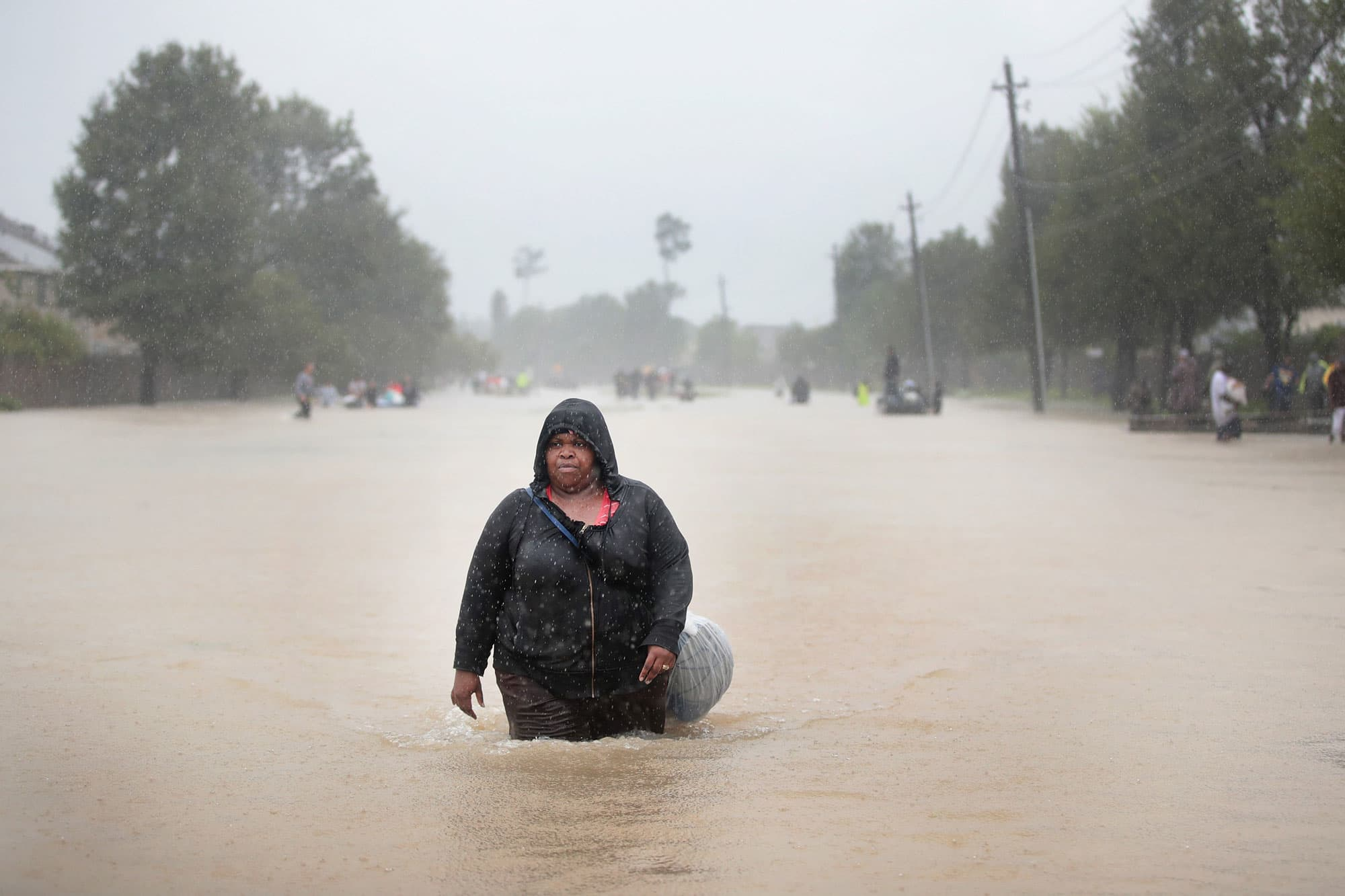 Climate change fuels extreme weather that lowers cancer survival rate
