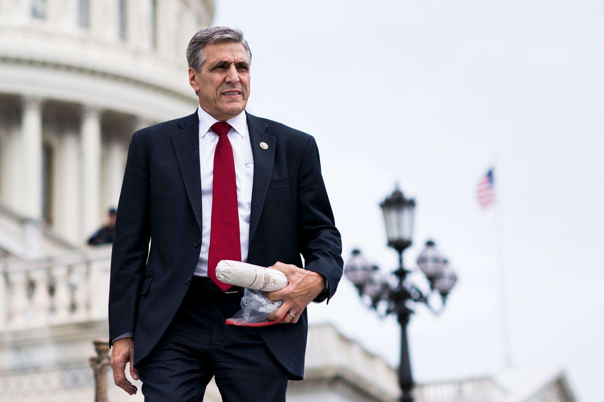 Lawmakers Revive Plan To Curb Restraint >> Trump Aims To Help Lou Barletta Beat Bob Casey For Pennsylvania Senate