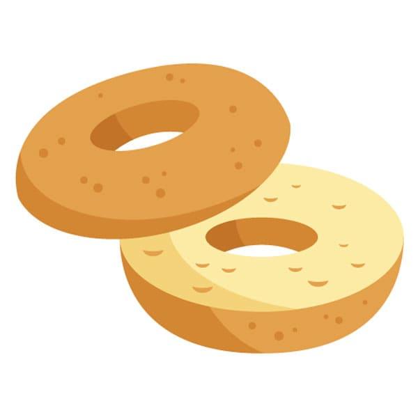 ONE TIME USE: Bagel emoji proposed