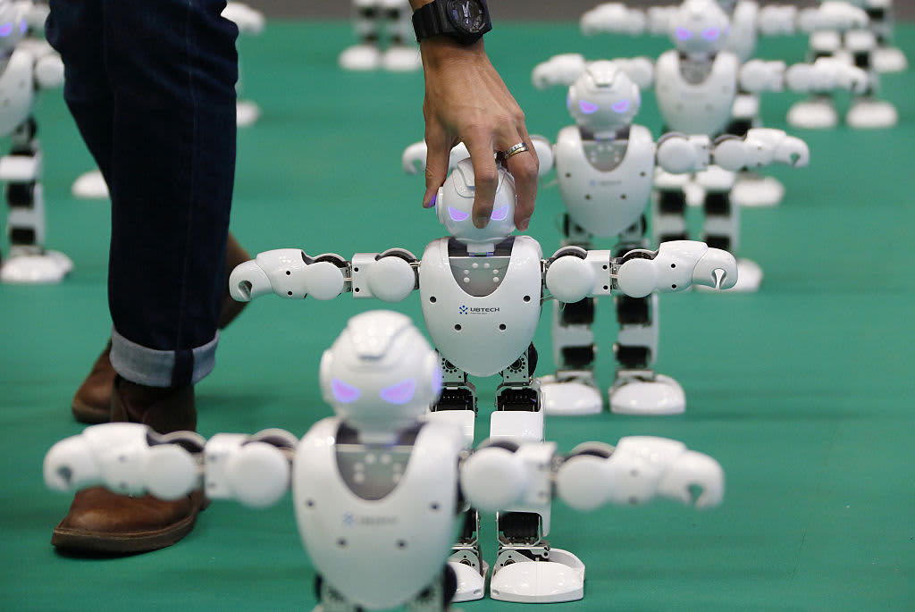 China's artificial intelligence technology is fast catching up to the US, Goldman Sachs says