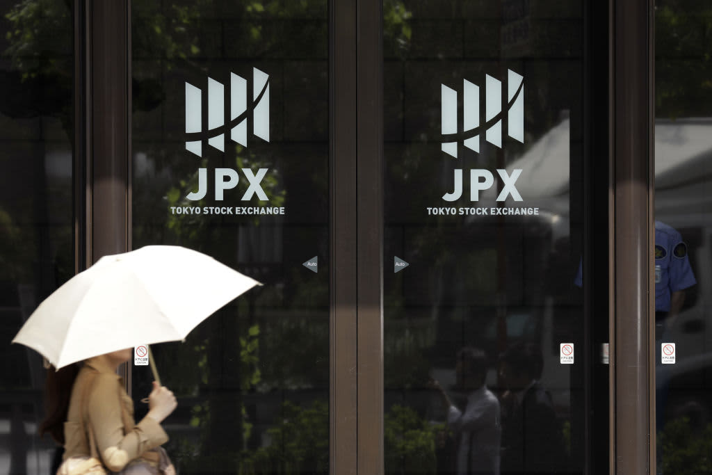 Japanese stocks were up about 20% this year. Investors say the rally is not over