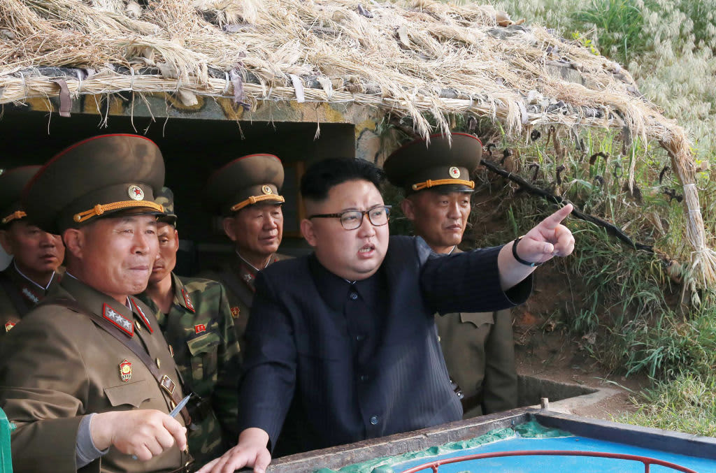 North Korea has fired multiple unidentified projectiles: South Korean media