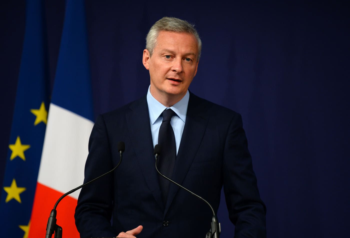 France says it 'cannot authorize' Facebook's libra project on European soil