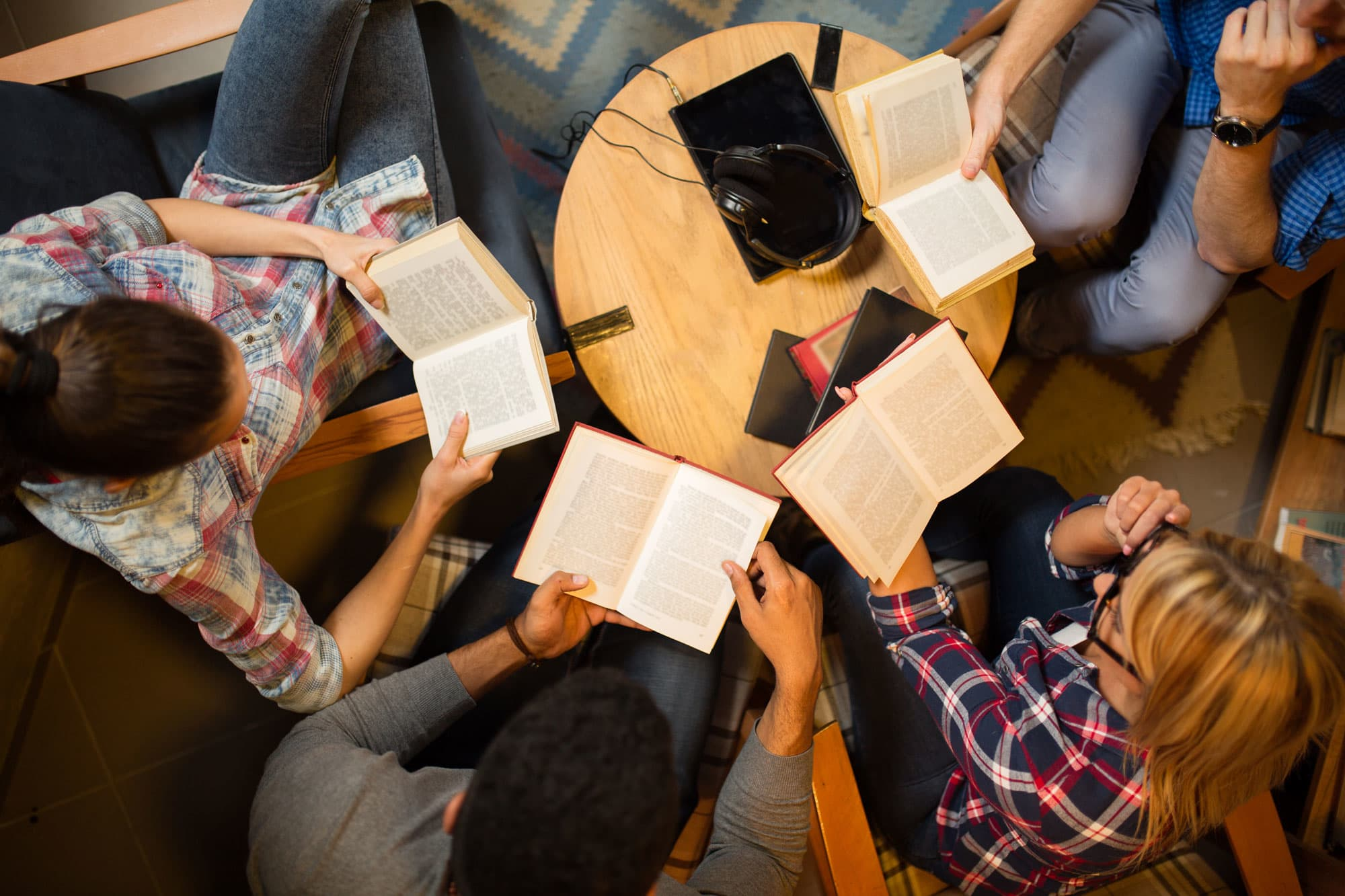 Adult bookclubs