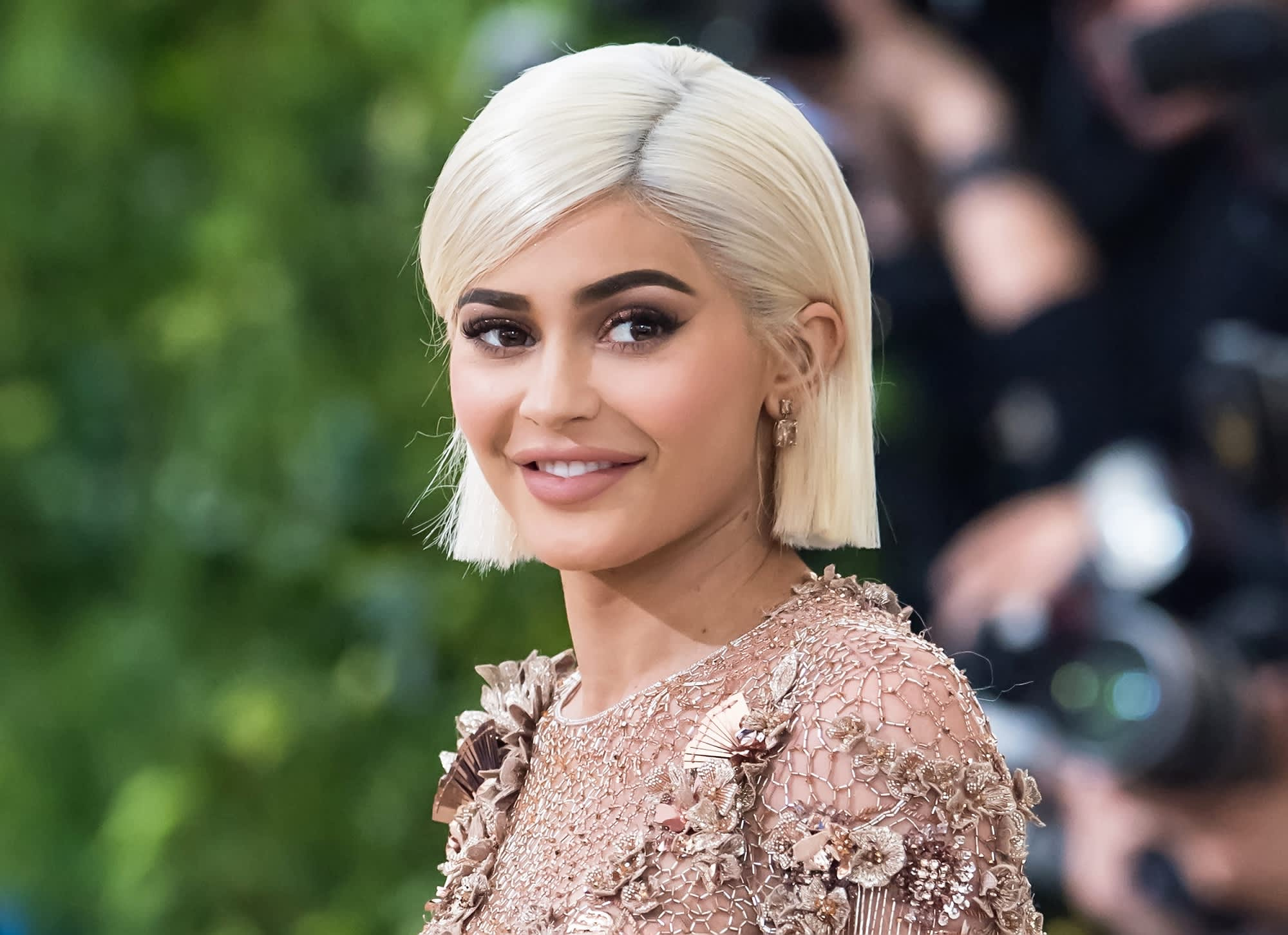 Kylie Jenner may soon be the world's youngest self-made
