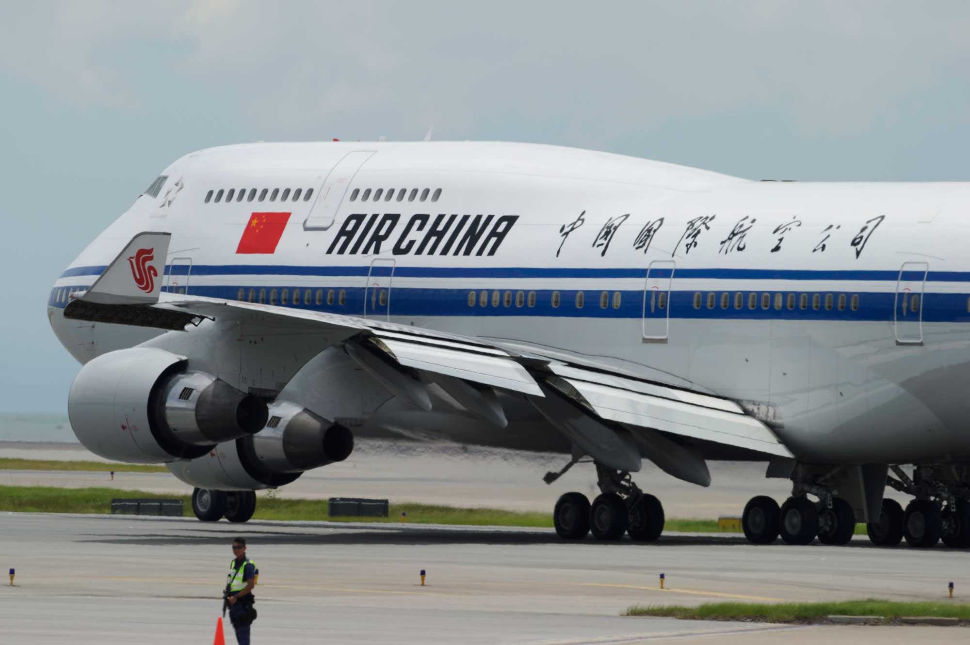 Air China reportedly asks Boeing for compensation over aircraft grounding