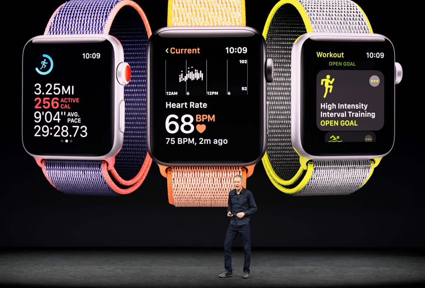 The Apple Watch just got a lot better at tracking symptoms of Parkinson's Disease
