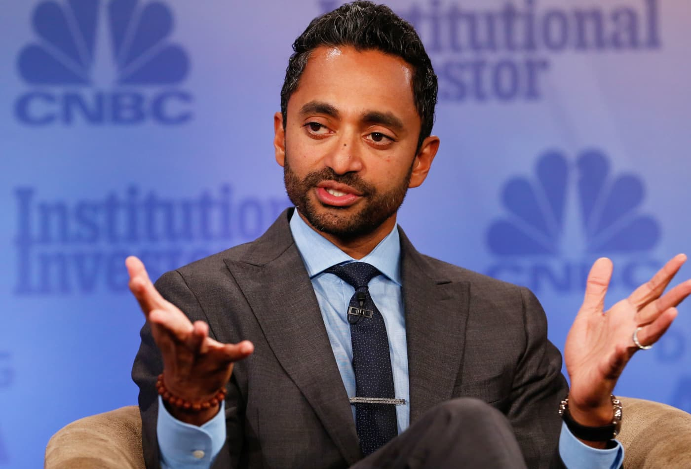 Warren Buffett is 'completely wrong and outdated' on bitcoin, Chamath Palihapitiya says