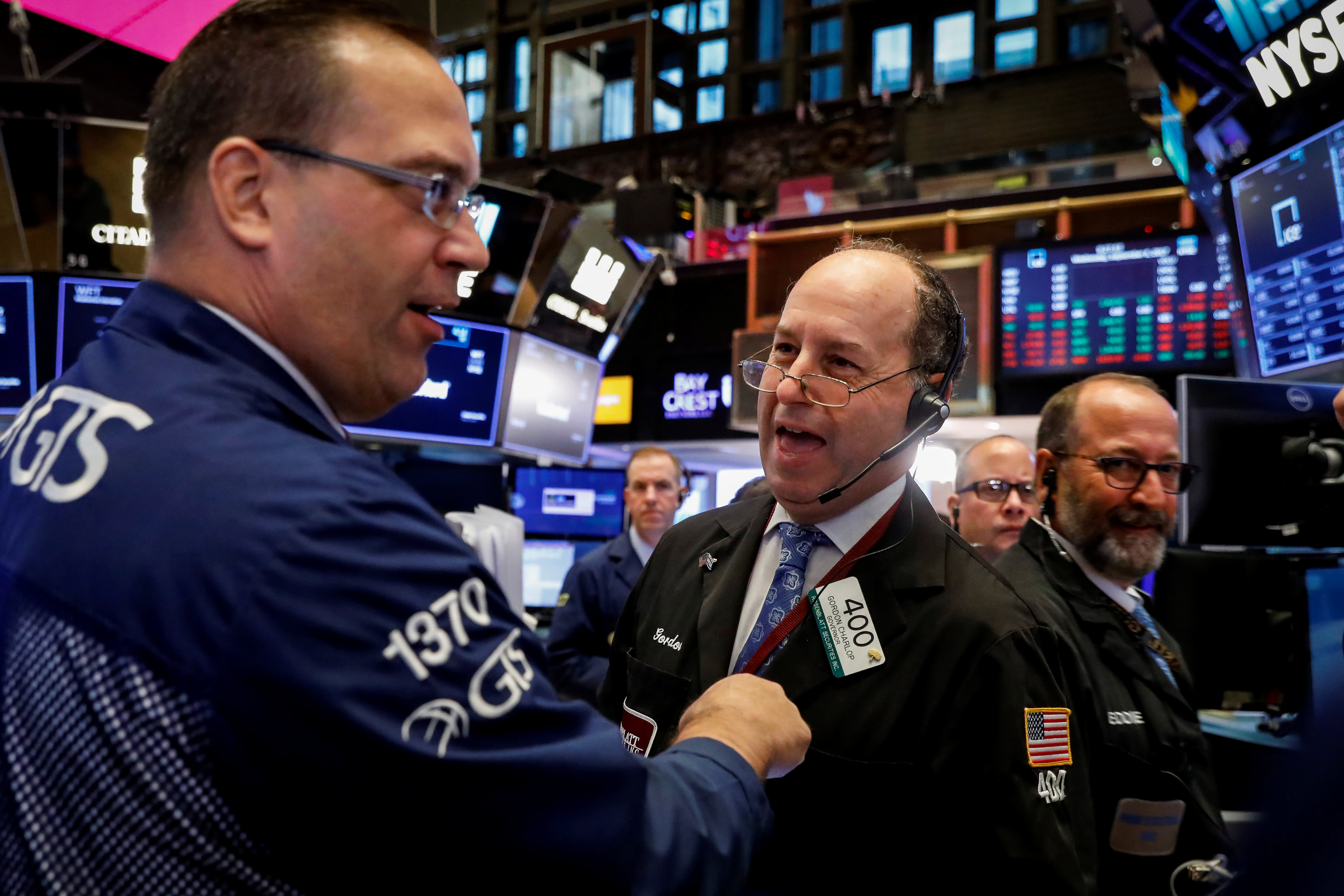 Here's what happened to the stock market on Monday