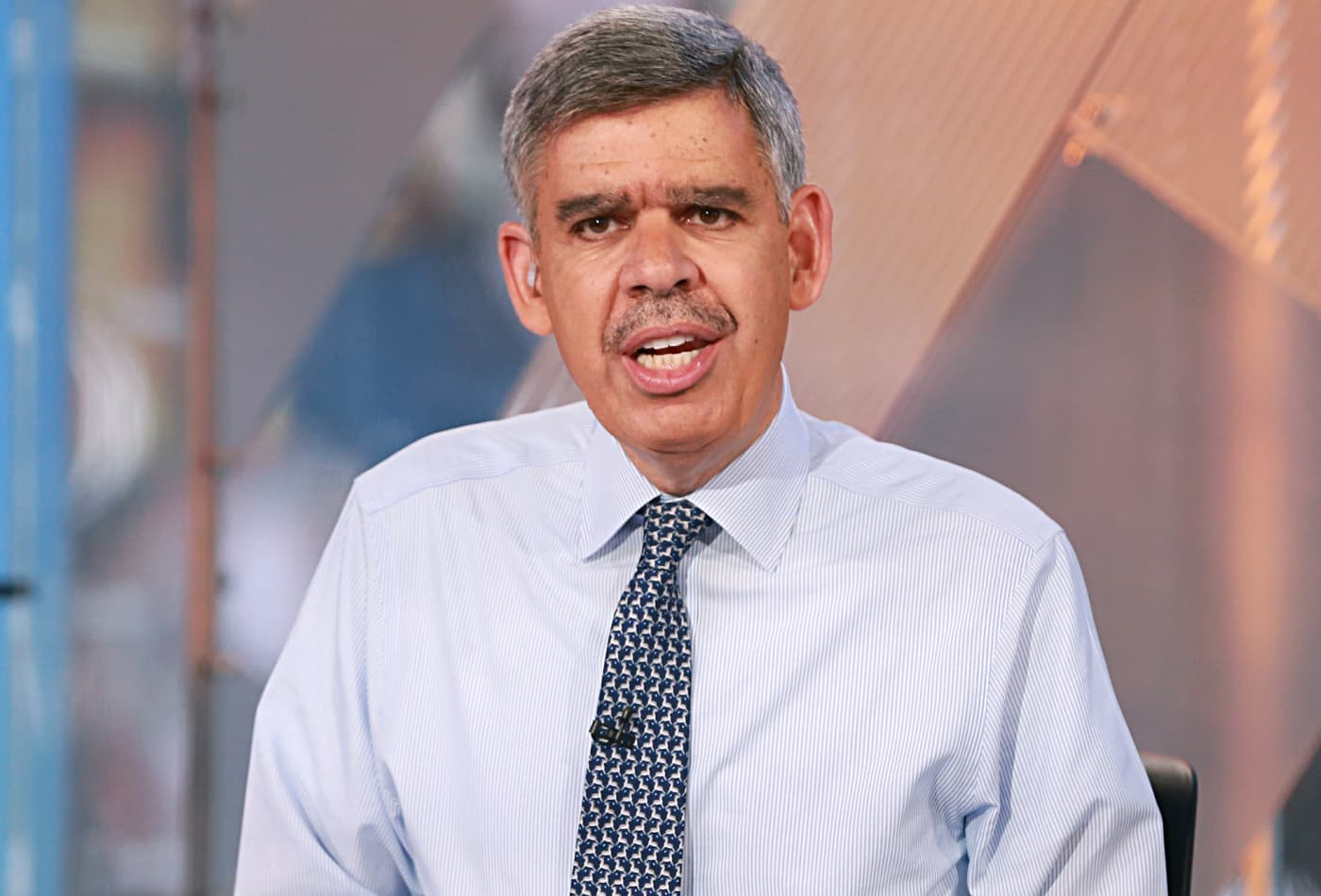 El-Erian says he wouldn't buy into market yet, but offers a plan for those who feel they must