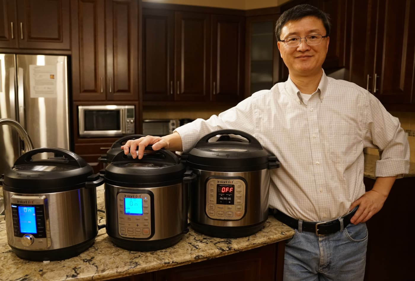How Instant Pot became a kitchen appliance with a cult following and a best-seller on Amazon
