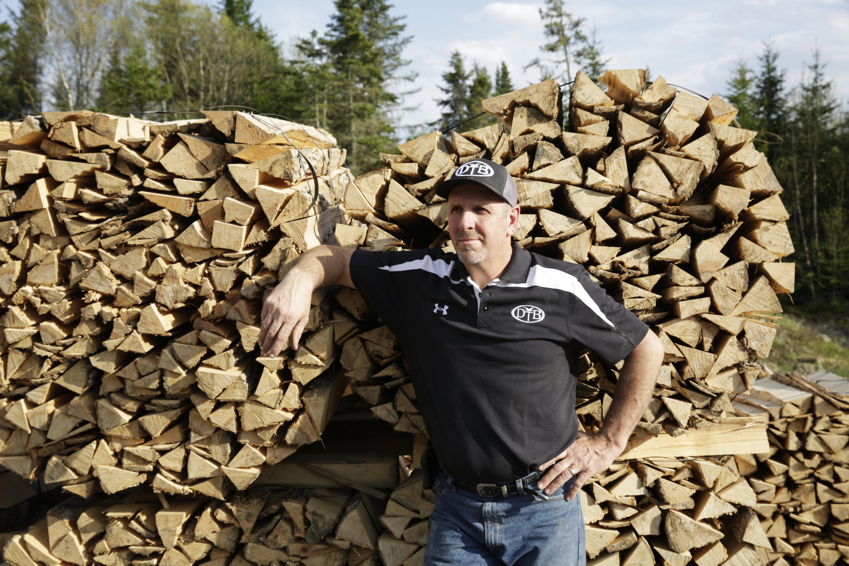 How A Maine Carpenter S Side Gig Became 2 Million Baseball Bat Business