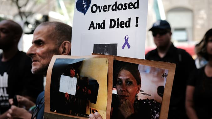 Antianxiety drugs fuel the next deadly drug crisis in US