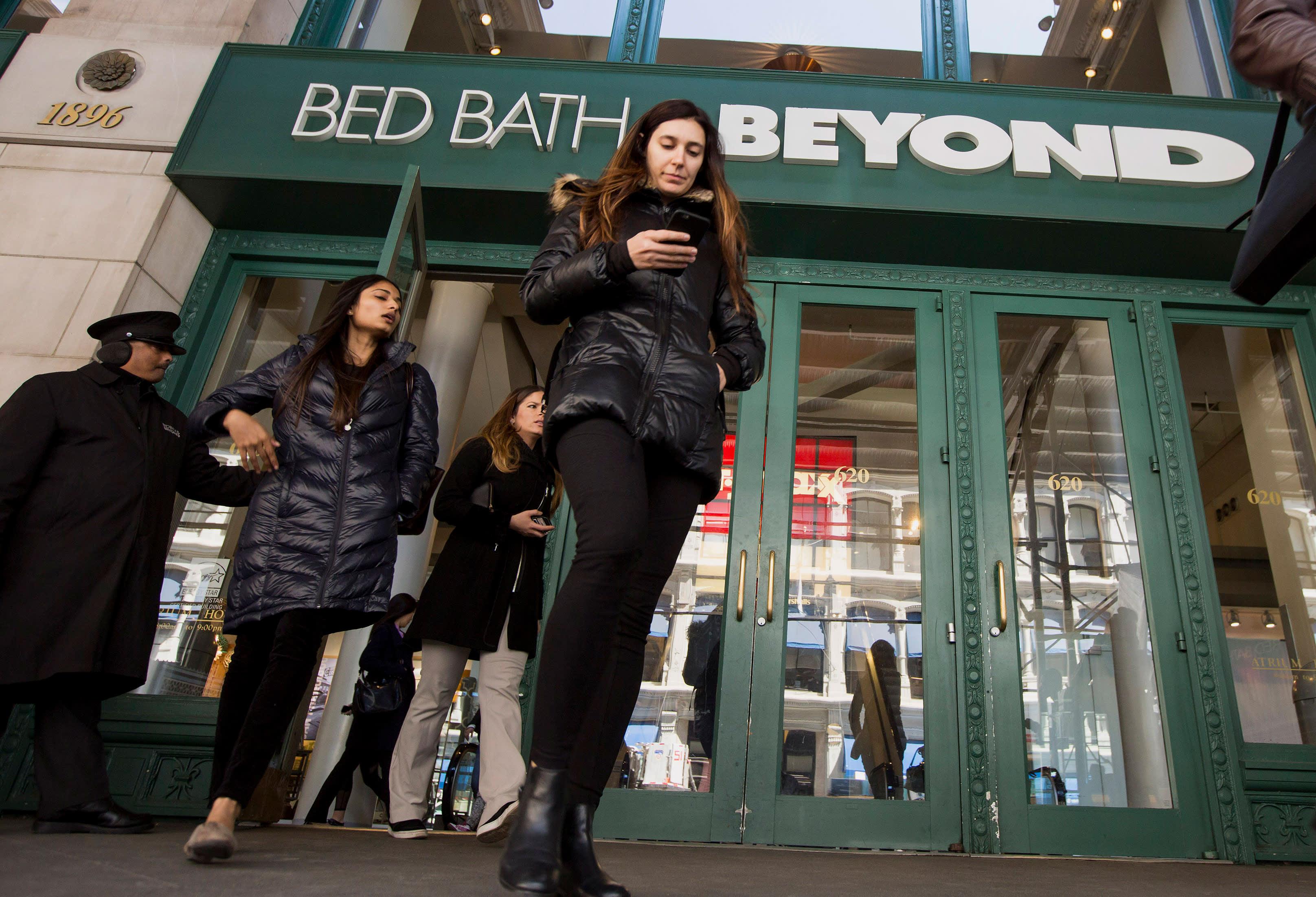 Bed Bath Beyond To Invest 1 Billion