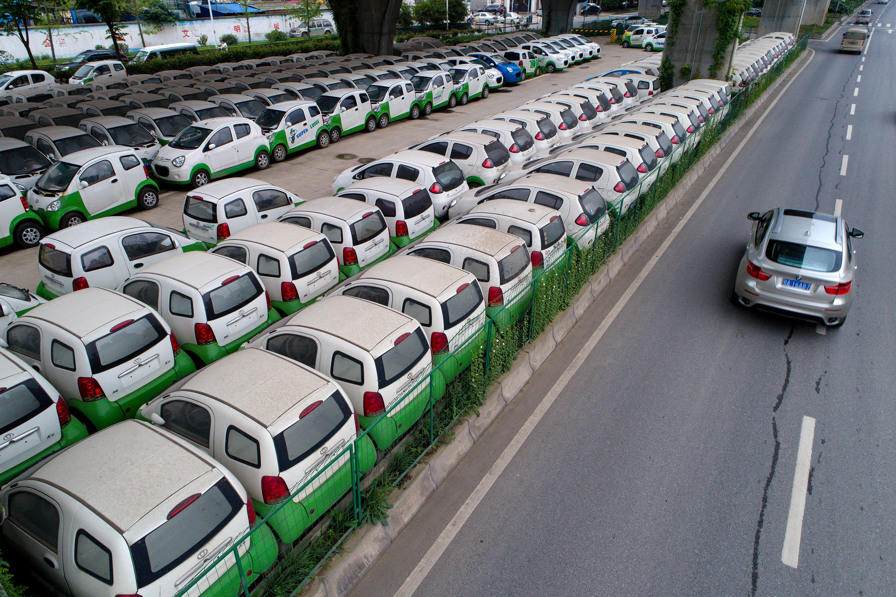Electric vehicles will grow from 3 million to 125 million by