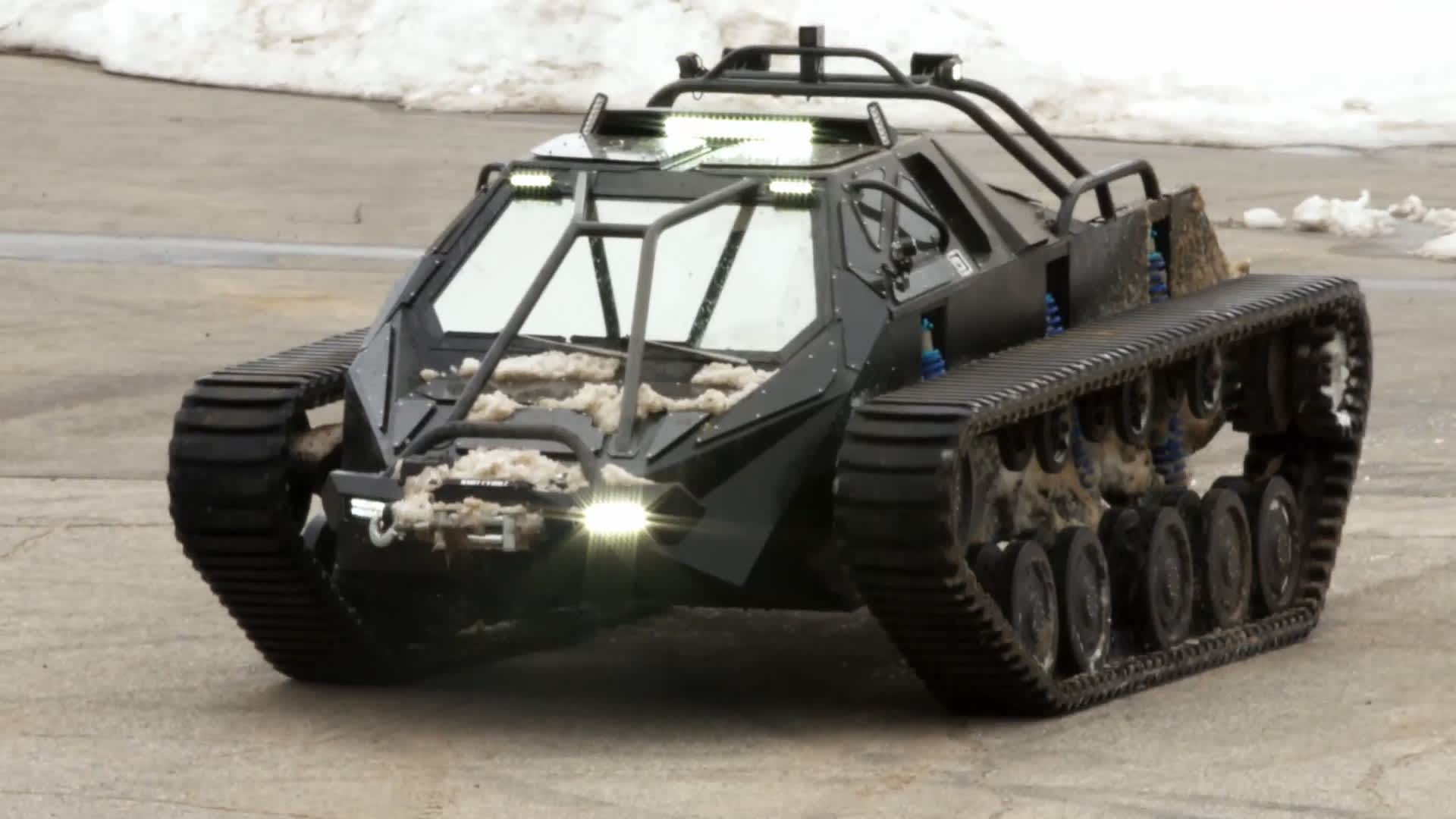 Ripsaw Ev2 For Sale >> Billionaires Are Spending Millions On Luxury Tanks