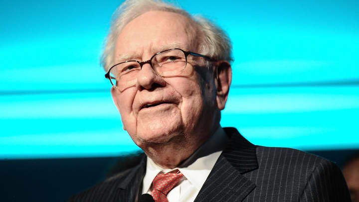 Warren Buffett to MBA students: This is what 'sets apart a big winner from the rest of the pack'